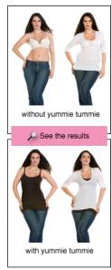 Shapewear - yummy tummy