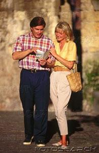 Older women & younger man