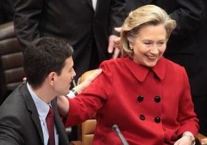 Cougar Hillary