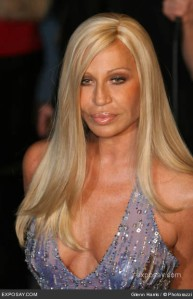 Donatella Versace - Female Mysogonist? by Babe Hope The Real Cougar Woman