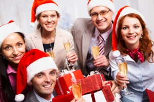 Office Christmas Parties Can Be Dangerous - Linda Franklin The Real Cougar Woman