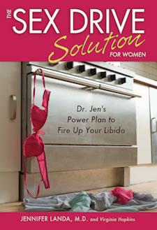 sex-drive-solution-for-women- Jennifer Landa - The Real Cougar Woman