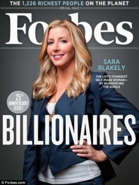 Spanx Creator Makes Forbes Billionaires List Linda Franklin The Real Cougar Woman