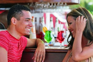 Flirting:  Does It Get Women What They Want? The Real Cougar Woman